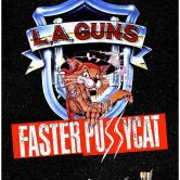 L.A. GUNS & FASTER PUSSYCAT, SCARLET VICE, ROGUE AGENT, JOEY C JONES, CROWFLY, CASUALTY OF GOD