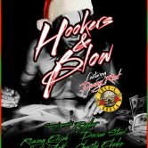 HOOKERS & BLOW featuring DIZZY REED OF GUNS N ROSES, RYDER, KINAMI, RISING ELIJAH, DORIAN STEEL, UNDECIDED YOUTH, CHARITY EKEKE