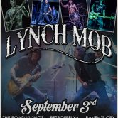 LYNCH MOB, THE ROAD VIKINGS, RAVEN'S CRY