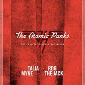 THE ATOMIC PUNKS, TALIA, EBX, RDG, MYNE, THE JACK