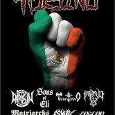 ASESINO, DARKSUN, SONS OF ELI, TRANSTORNO, INFIERNO, MATRIARCHS, KILL AS ONE, ESCUPE, ABSORB