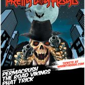 PRETTY BOY FLOYD- Record Release Party! with PERMACRUSH, THE ROAD VIKINGS, PHAT TRICK