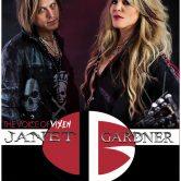 JANET GARDNER -The voice of VIXEN