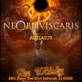 NEOBLIVISCARIS, ALLEGAEON