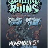 WITHIN THE RUINS, ENTERPRISE EARTH, AVERSIONS CROWN, CURRENTS, WITNESS THE FALLACY