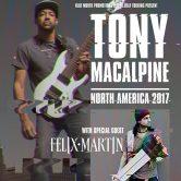 TONY MACALPINE + FELIX MARTIN, INCIPIENCE, POWER TRIBE