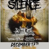 SUICIDE SILENCE, UPON A BURNING BODY, WINDS OF PLAGUE, SLAUGHTER TO PREVAIL, PRISON