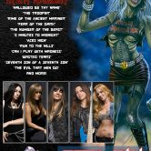 THE IRON MAIDENS – The World's Only All Female Tribute to Iron Maiden