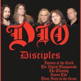 DIO DISCIPLES, DOCTORS OF THE EARTH, THE DIGITAL MASQUERADE, THE WARNING, RAVEN TIDE, THREE DAYS IN THE GRAVE, LANCE LAPOINTE