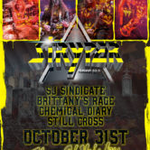 STRYPER, SJ SINDICATE, BRITTANY'S RAGE, CHEMICAL DIARY, STILL CROSS