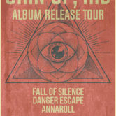 CHIN UP, KID with support from FALL OF SILENCE, DANGER ESCAPE, ANNAROLL