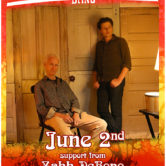 LEGENDARY DOORS GUITARIST ROBBY KRIEGER, with support from Zakk DeBono & the Broken Circle