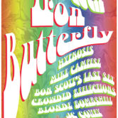 IRON BUTTERFLY, HYPNOSIS, MIKE CAMPESE, BON SCOTT'S LAST SET, CROWDED REFLECTIONS, BLONDE BOMBSHELL, JC COVEY
