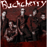 BUCKCHERRY, THE HARD WAY, MOTORBONE, THE BAD APPLEZ