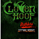 CLOVEN HOOF, RUTHLESS, LETHAL NIGHT