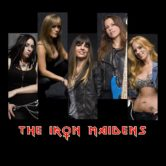 THE IRON MAIDENS, MADMAN'S LULLABY, FIERCE JUSTICE
