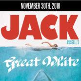 JACK RUSSELL'S GREAT WHITE, AMPAGE, CLAUDE VON TROTHA BAND, TARA BLACK & SEEING RED, SETH MAYER