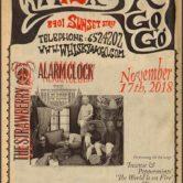 THE STRAWBERRY ALARM CLOCK, STACY STONE, 79′, TIKI MCPHERSON, FRANK FOIS