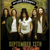 SLASH feat Myles Kennedy & The Conspirators