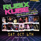 RUBIX KUBE : THE GALAXY'S MOST ORIGINAL '80s TRIBUTE BAND, JAMONS