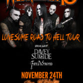 WEDNESDAY 13, DAVEY SUICIDE, FATE DE STROYED