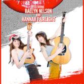 MmHmm Featuring Raelyn Nelson & Hannah Fairlight, JUNE CLIVAS & THE DITTY BOYS, T.D. CLARK, NEON & RED, HOSKINS