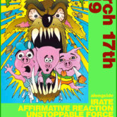 GREEN JELLY, I.R.A.T.E., AFFIRMATIVE REACTION, UNSTOPPABLE FORCE, LORDS OF UNICORE, PSYCHOWARD