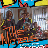 THE MOTELS, JC COVEY