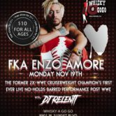 REAL1 LIVE ON THE MIC (FKA ENZO AMOR) WITH DJ RELENTT