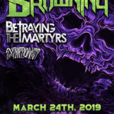 THE BROWNING, BETRAYING THE MARTYRS, EXTORTIONIST